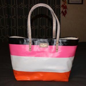 NWT Cabana Stripe Harmony Tote Bag